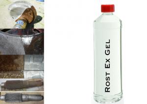 Rost Ex, Rostumwandler GEL 1kg ultimative Rostentferner