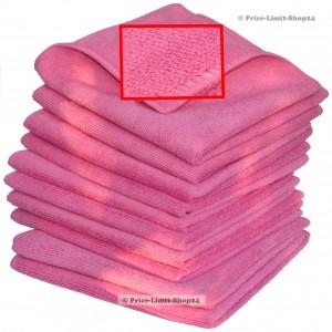 10 x Microfaser Universaltuch Poliertuch V Cloth 300g/m²