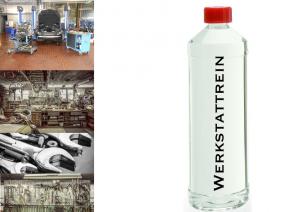 Werkstattreiniger für hartnäckige Verschmutzungen u.a. Fett, Öl, Wachs, Kohle