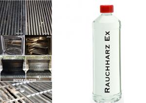 Rauchharz - Ex Reinigungskonzentrat hartnäckige Verschmutzungen Rauchablagerung