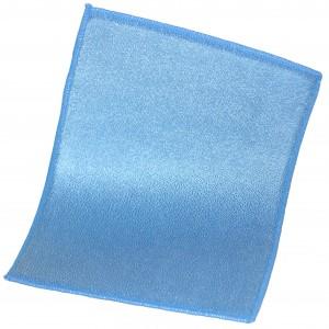 Professionell Microfaser Schwammtuch Blau XL