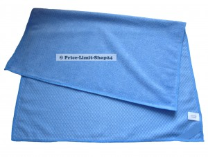 Duo Universal Tuch XL Blau 50 cm x 70 cm Microfaser