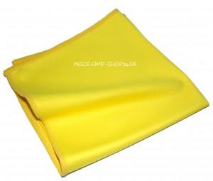 Microfaser Fenstertuch Glastuch Gelb 300g/m²