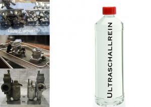 Ultraschallreiniger, Teilereiniger hochwirksame Reinigungskonzentrat