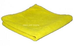 Universaltuch Poliertuch Gelb 300g/m² Microfaser