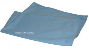 Fenstertuch XL Glastuch Blau 50 x70 cm Microfaser