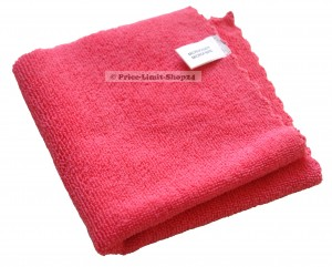 Seamless Universal Microfaser Cloth 320g/m² Rot