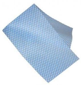 Wischtücher Spültücher 10er Set Vliestücher Blau Weiß 32 x 51cm