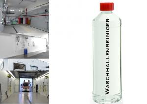 Waschhallenreiniger für Fliesen, Industrieböden, Schwimmbäderfliesen uvm