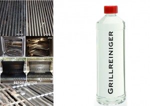 Grillreiniger Fett, Öl, Kohle, Ruß Gasgrill Grill Rost Reiniger