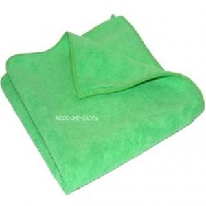 Universaltuch Poliertuch Grün 300g/m² Microfaser